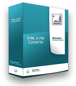 HTML to PDF Converter for Mono Box