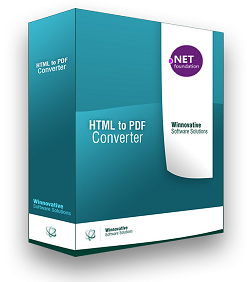 HTML to PDF Converter for .NET Core Box