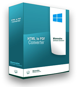 HTML to PDF Converter for WinRT Box