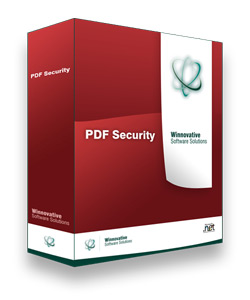 PDF Security for .NET Box