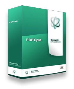 PDF Split for .NET Box